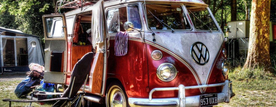 Die erste Idee eines vernetzten Caravan